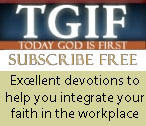 Workplace devotions