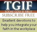 Workplae devotionals