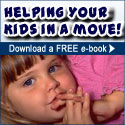 Offer of a free ebook for moving with children from Realtor referral service of Christian community specialists