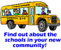 Link to school information around the USA from Realtor referral service of Christian community specialists