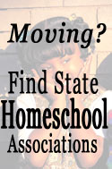 Link to Homeschool organizations from Realtor referral service of Christian community specialists